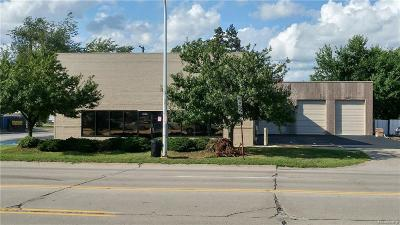 Commercial Lease For Lease: 1805 E Eleven Mile Road