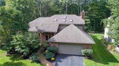 Commerce Twp Single Family Home For Sale: 281 Woodcreek Court