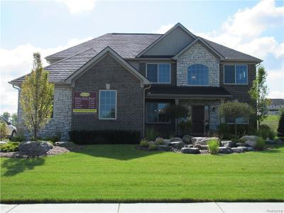 City Of The Vlg Of Clarkston, Clarkston, Independence, Independence Twp Single Family Home For Sale: 9344 Oakmont Drive
