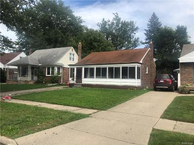 Inkster Single Family Home For Sale: 951 Fairwood Street