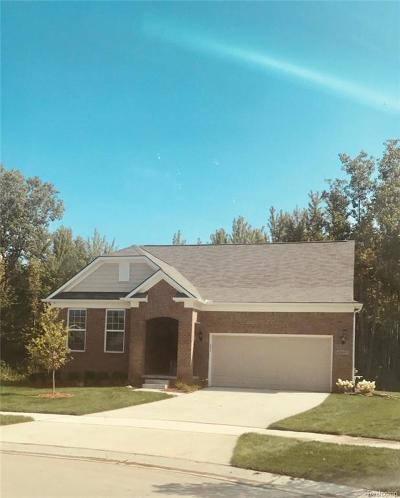 Single Family Home For Sale: 4563 Cranston