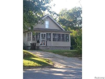 Inkster Single Family Home For Sale: 2114 John Daly Street