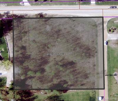 Washington Twp Residential Lots & Land For Sale: Deerwood Ln.