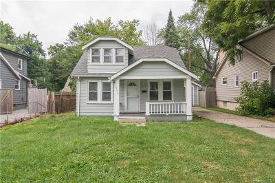 Southfield Single Family Home For Sale: 28425 Fairfax Street