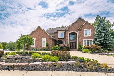 West Bloomfield Twp Single Family Home For Sale: 7425 Victoria Drive