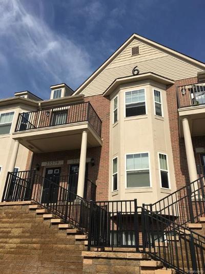 Novi Rental For Rent: 25581 Portico Lane