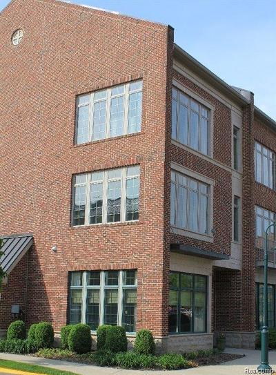 Birmingham Condo/Townhouse For Sale: 2028 Hazel Street