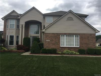 Van Buren Twp Single Family Home For Sale: 6382 Anna Drive