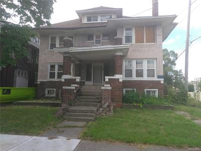 Multi Family Home For Sale: 30 Lawrence Street