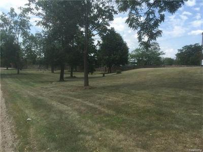 Bloomfield Twp Residential Lots & Land For Sale: 1660 Winthrop Road
