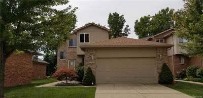 Chesterfield Twp MI Single Family Home For Sale: $209,900