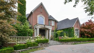 NORTHVILLE Single Family Home For Sale: 17775 Stonebrook Drive
