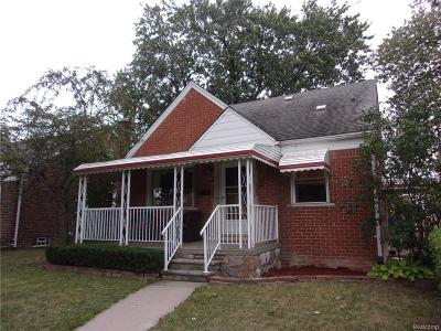 Southgate Single Family Home For Sale: 13381 Callender Street