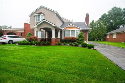 Dearborn Heights Single Family Home For Sale: 5692 McMillan Street