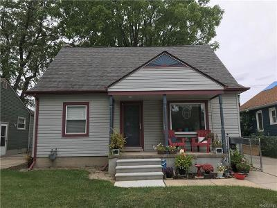 Wyandotte Single Family Home For Sale: 3390 18th Street