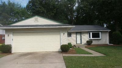 Flat Rock Single Family Home For Sale: 26400 Emma Avenue