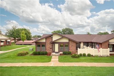 Condo/Townhouse For Sale: 40207 Newport Drive
