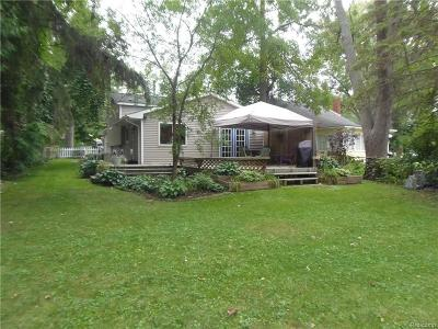 Waterford Twp Single Family Home For Sale: 5111 Reymont Road