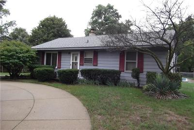 Westland Single Family Home For Sale: 1769 N Newburgh Road