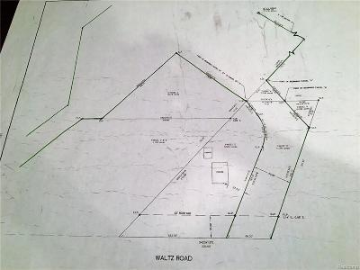 Huron Twp Residential Lots & Land For Sale: Waltz Road