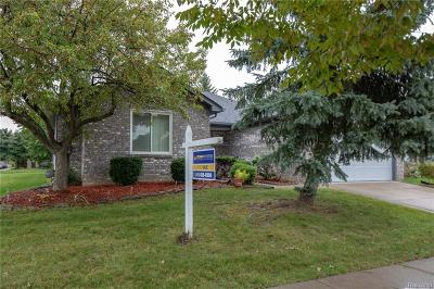 TROY Single Family Home For Sale: 2103 Brinston Drive