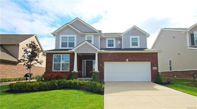 Lyon Twp Single Family Home For Sale: 28430 Oakmonte Circle E