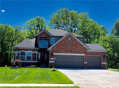 South Lyon Single Family Home For Sale: 55688 Worlington Lane
