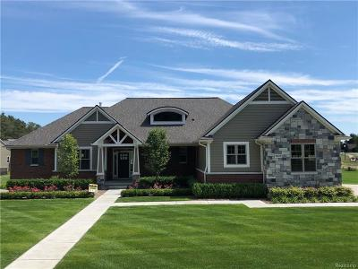Oxford Single Family Home For Sale: 1451 Glass Lake Circle