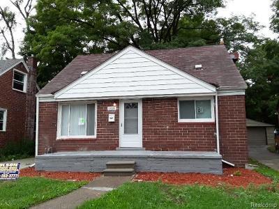 Inkster Single Family Home For Sale: 1120 Helen Street