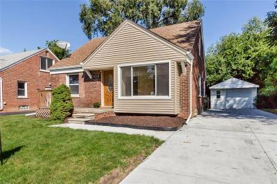 Allen Park Single Family Home For Sale: 7829 Pelham Road