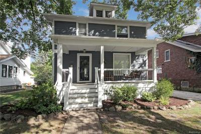 Plymouth Single Family Home For Sale: 220 Ann Street