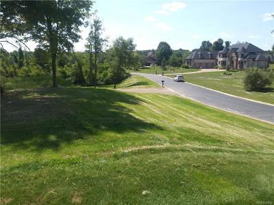 Addison Twp Residential Lots & Land For Sale: 2232 Meadow Court
