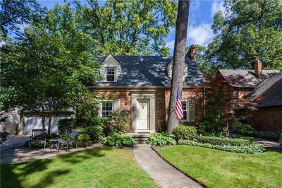 Ferndale Single Family Home For Sale: 966 W Oakridge