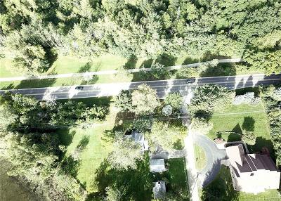 West Bloomfield Twp Residential Lots & Land For Sale: 4769 Halsted Road