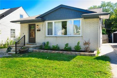 Berkley Single Family Home For Sale: 1884 Stanford Road