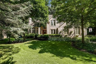Troy Single Family Home For Sale: 6578 Tamarack Court