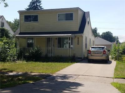 Taylor Single Family Home For Sale: 6466 Buck Street