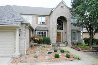 Plymouth Twp Single Family Home For Sale: 11664 Chandler Drive