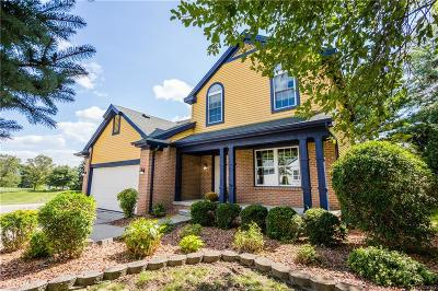 Farmington, Farmington Hills Single Family Home For Sale: 23293 Potomac