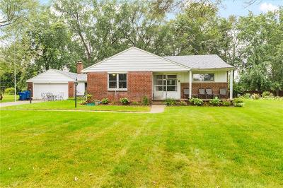 White Lake Single Family Home For Sale: 980 Sugden Lake Road