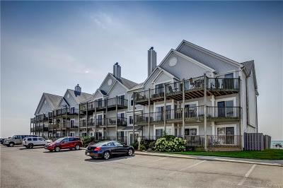Harrison Twp Condo/Townhouse For Sale: 37530 Jefferson Avenue #202