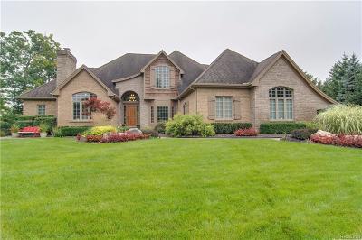 Oxford Single Family Home For Sale: 1571 Dakota Court