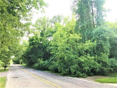 Southfield Residential Lots & Land For Sale: Berg