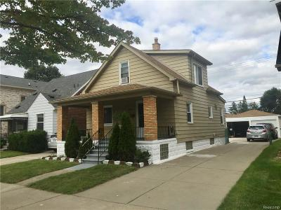 Dearborn Single Family Home For Sale: 4010 Charles Street