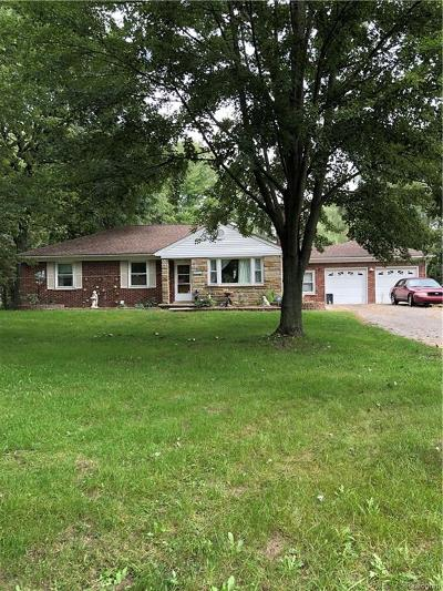 Huron Twp Single Family Home For Sale: 17925 Huron River Drive