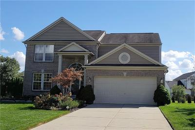 Waterford Twp Single Family Home For Sale: 7647 Peninsula Court