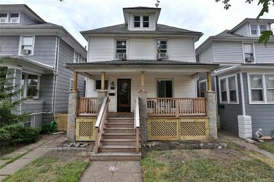 Wyandotte Single Family Home For Sale: 171 Miller Street