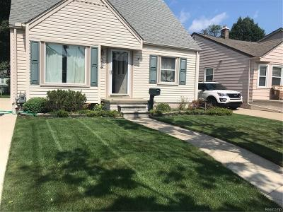 Dearborn Single Family Home For Sale: 24644 Oxford Street
