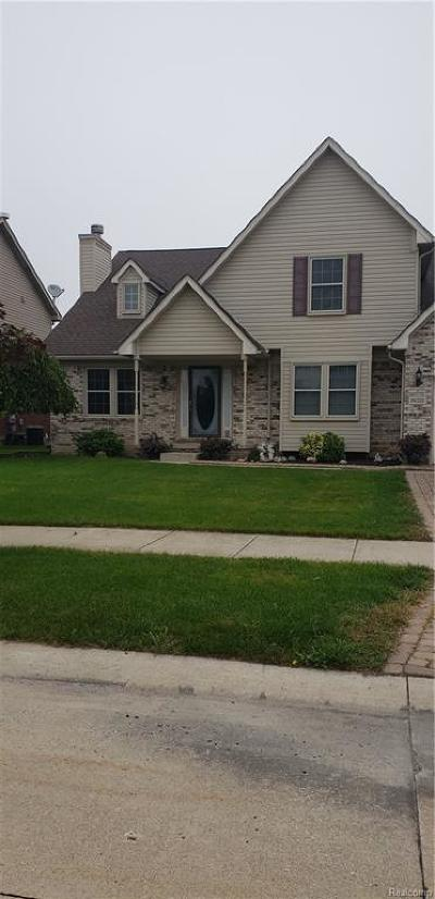 Brownstown Twp Single Family Home For Sale: 31221 Daffodil Drive