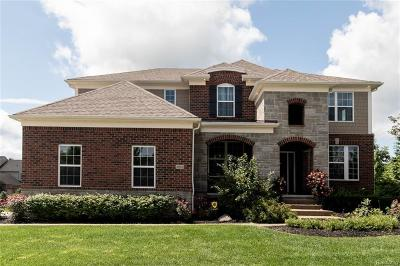 CANTON Single Family Home For Sale: 2253 Hickory Ridge Court N
